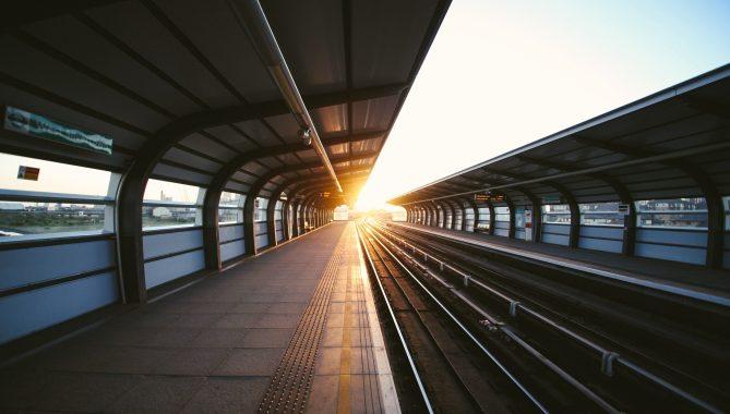 Rail blog